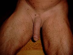 Mature hung male