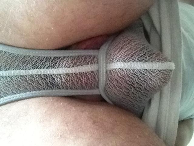 Cock shaven
