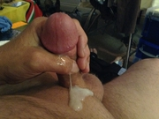 Lots of cum