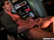 Latin guy shows you how he masturbates