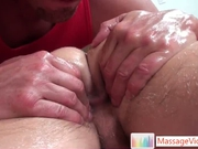 Stud gets his fine anus massaged