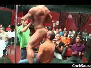 Amazing stripper gets cock sucked