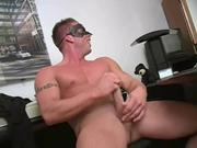 muscle guys wanking in masks