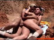 Latin b-y scouts bareback fun outdoors