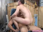 Jock butt ripping cherrys porch