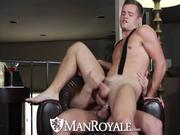 Joey Cooper and Alex Graham Fuck and cum