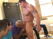 Hot stripper fucks b-ys