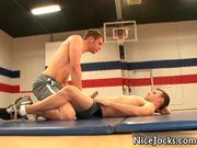 Nice jocks fucking and sucking