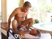 ManRoyale - Felix Warner Rides Steve Vexxs