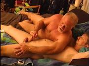 Excruciating CBT session with young hunk