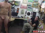 Straight guy suck dick and get anal fuck