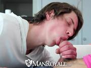 ManRoyale - Victor Gets Fucked by Young Stud