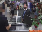 Cocksucked broke dude needs some extra cash