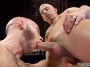 Amazing bald stud posing 3 by MarriedBF