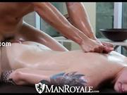 ManRoyale - Liam Troy Gets His Ass Pounded