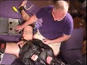 Electro and straitjacket CBT session.