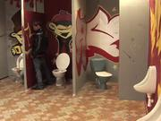 Awesome Gloryhole Action in Downtown Gay Club