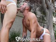 ManRoyale - Muscle BFs Rod Stone & Fernando