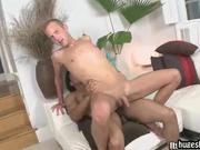 college white guy gets rides a hard cock
