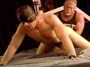 Pounding CBT virgin hunk balls