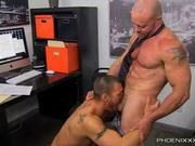 Amazing Alpha Male Boss Makes Me His B**ch