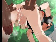 Amazing Collage of Hot Hentai Cartoon Porn