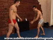 OMG Watch These Two Jocks Wrestle Naked NICE