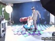 Behind The Scenes Alice in Wonderland Porno