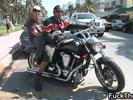 Black thug rides whi..