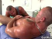 Bela massagem com boquete