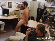 Straight escort gay sex bodybuilder and