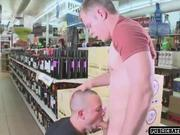 Jock sucking friends dick
