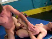 Gay guys enjoy hot ass fucking