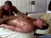 Hot straight guy sucked by hunky gay guy