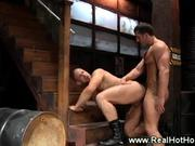 Dude enjoys riding hunks big cock