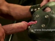 Bens first time bondage