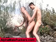 Ripping Him a New One Outdoors