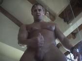 Dean Coxx Massive Cumshot