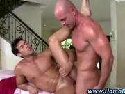 Bald Top Slips It In Hard