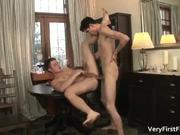 Two gay dudes suck hard dick and fuck