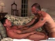 Two gay dudes have a lot of fun sucking