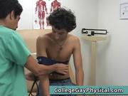 Gay dude comes to the doctor