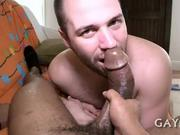 He loves to suck dick