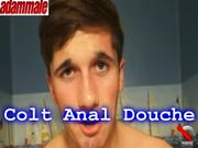 Anal Douching