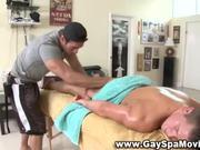 Gay masseur amateur anal seducing