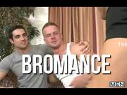 Bromance Of 3 Handsome Sexually Charged Men