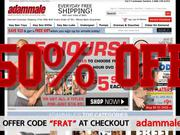 Gay Hookup Adam Male Shop 50% OFF