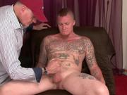 Str8 country b-y redneck gets bj from me