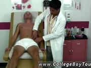 Men visiting the doctor gay porn and young