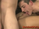 Gay Bareback Threeso..